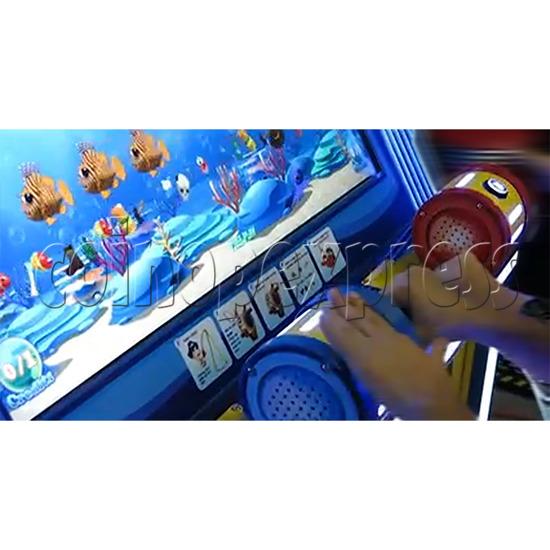 Pirate's Hook Video Fish machine (4 players) 33181