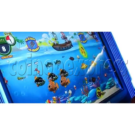 Pirate's Hook Video Fish machine (4 players) 33182
