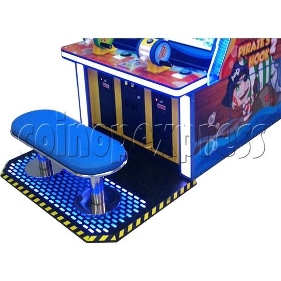 Pirate's Hook Video Fish machine (4 players) 33183