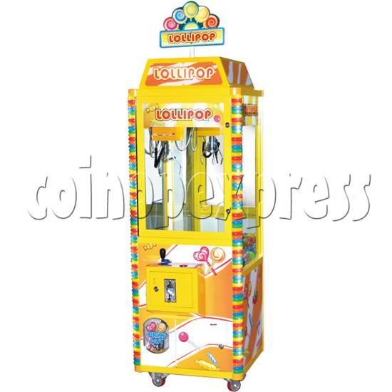 24 inch Toy Box crane machine 33235