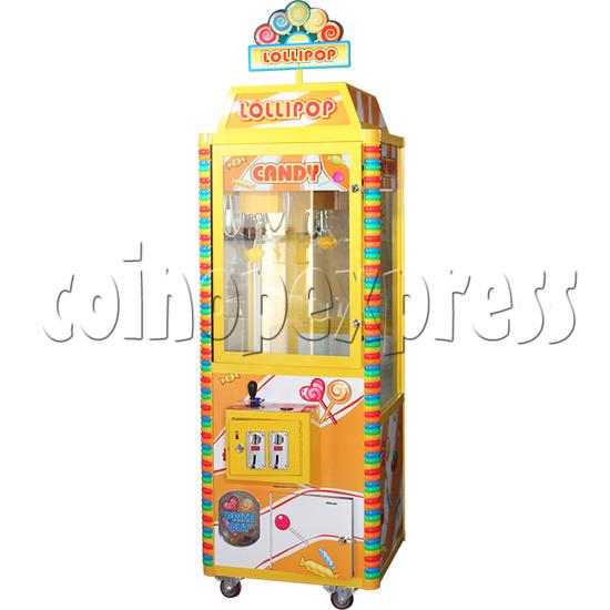 24 inch Toy Box crane machine 33236