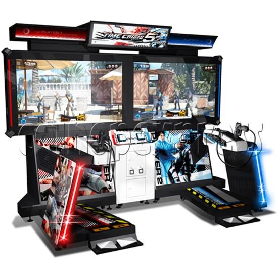 Time Crisis 5 twin machine (Asia version) 33350