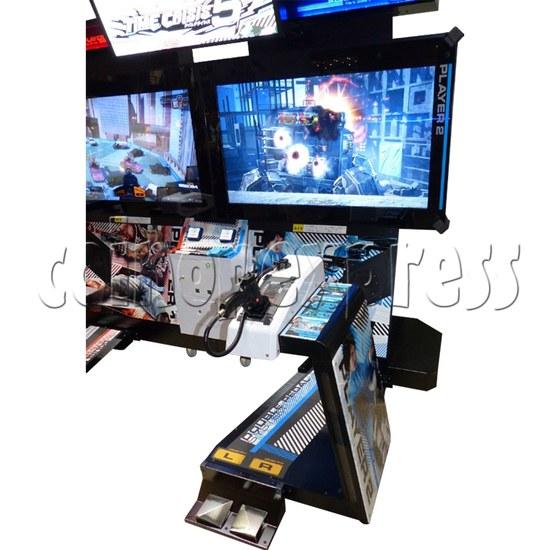 Time Crisis 5 twin machine (Asia version) 33352