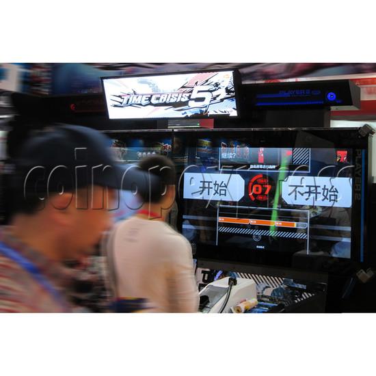 Time Crisis 5 twin machine (Asia version) 33358