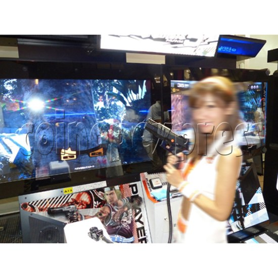 Time Crisis 5 twin machine (Asia version) 33360
