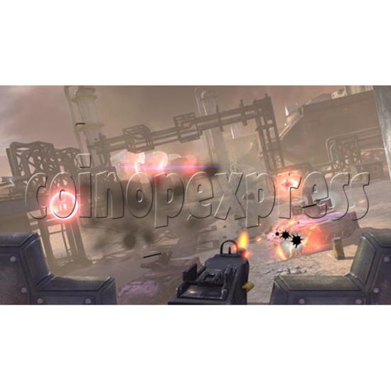 Time Crisis 5 twin machine (Asia version) 33368