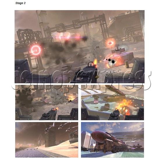Time Crisis 5 twin machine (Asia version) 33373