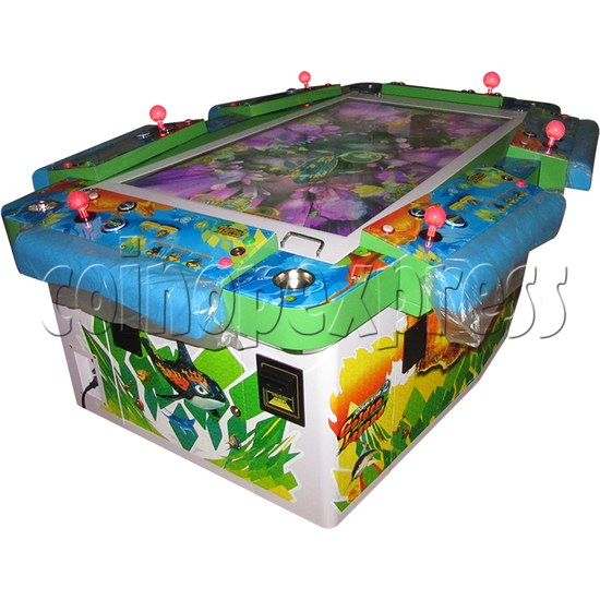 Ocean King 2 Fish Hunter Machine ( 6 players) - Monster's Revenge  33382