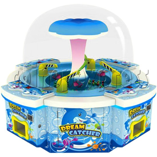 Water Dream Catcher with mini crane machine (4 players) 33419
