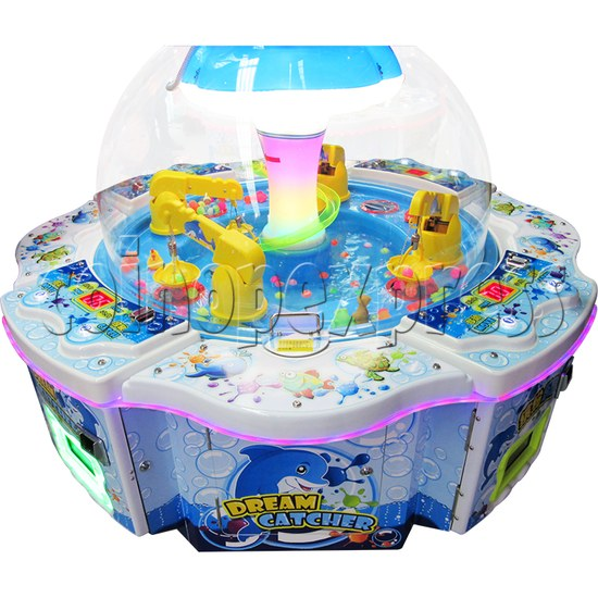 Water Dream Catcher with mini crane machine (4 players) 33420