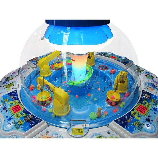 Water Dream Catcher with mini crane machine (4 players) 33421