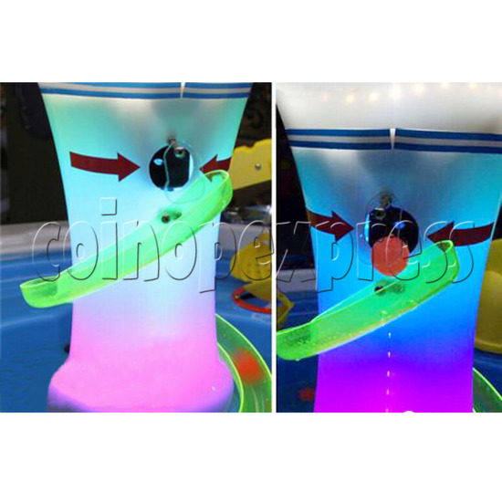 Water Dream Catcher with mini crane machine (4 players) 33422