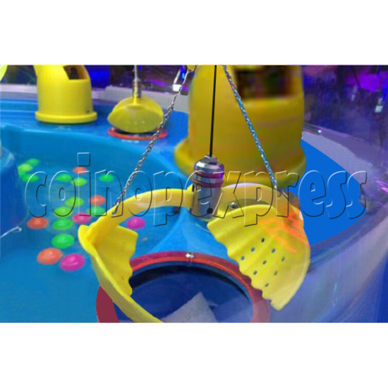Water Dream Catcher with mini crane machine (4 players) 33423