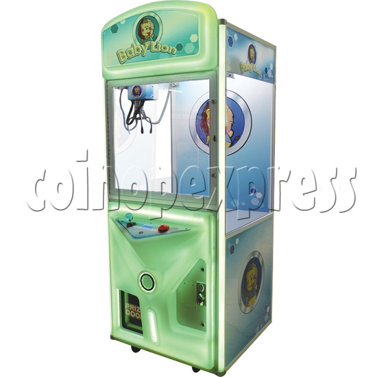 Baby Lion Color Changing Crane machine 33642