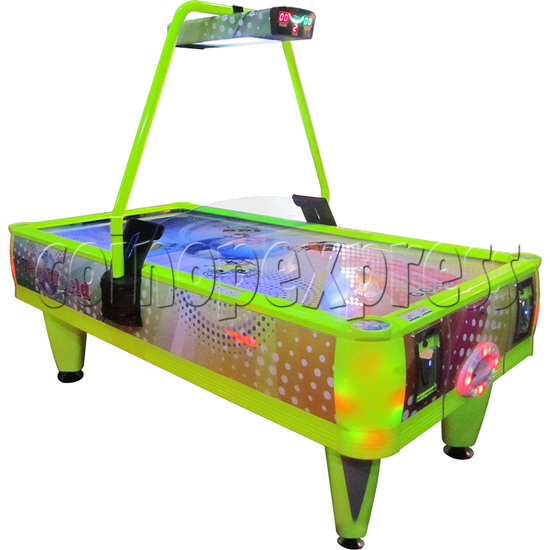Top World Coin Operated Air Hockey ( 4 players) 33644