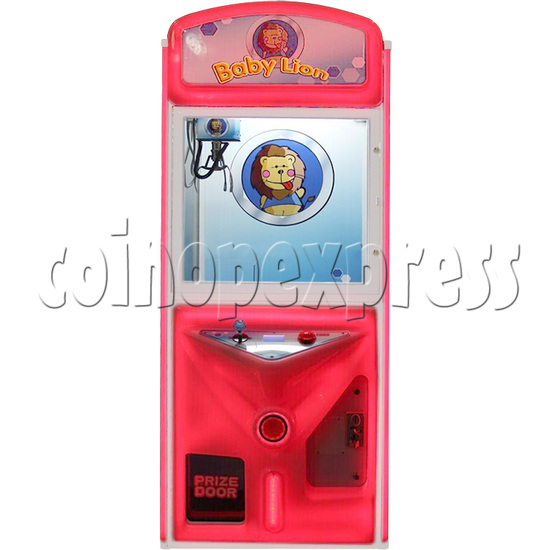 Baby Lion Color Changing Crane machine 33648