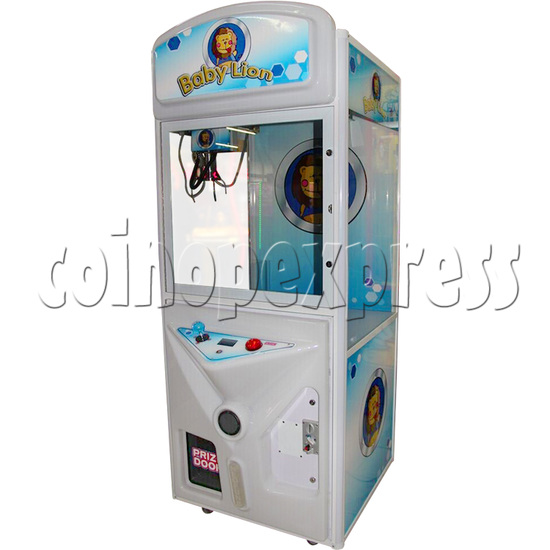 Baby Lion Color Changing Crane machine 33651