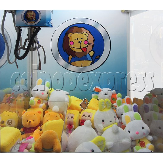 Baby Lion Color Changing Crane machine 33653