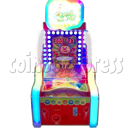 Funny Monkey Ball Shooter game machines 33655