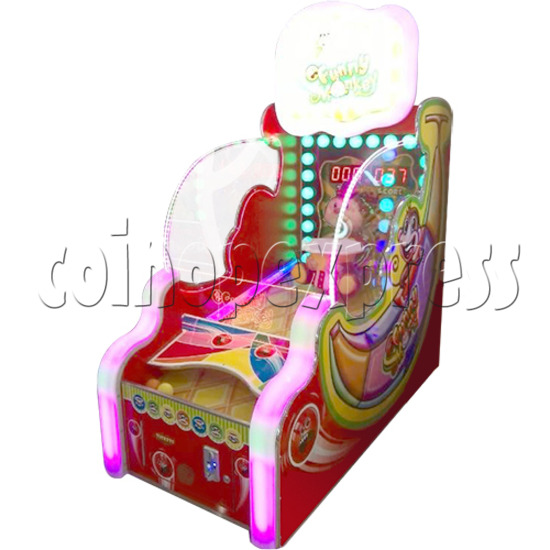 Funny Monkey Ball Shooter game machines 33656