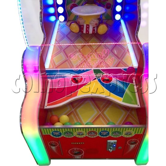 Funny Monkey Ball Shooter game machines 33657