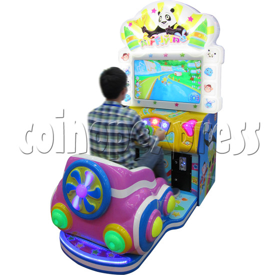 Air Flying Driving Game machine for Kids 33699