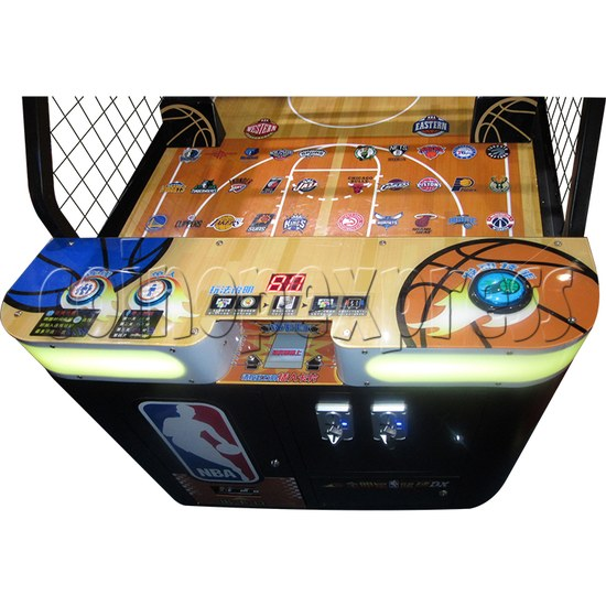 NBA Stars DX Card Redemption Basketball machine 33837