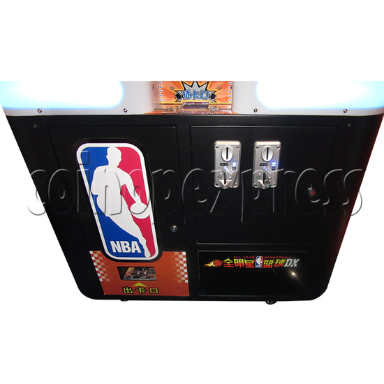 NBA Stars DX Card Redemption Basketball machine 33838