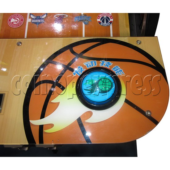 NBA Stars DX Card Redemption Basketball machine 33843