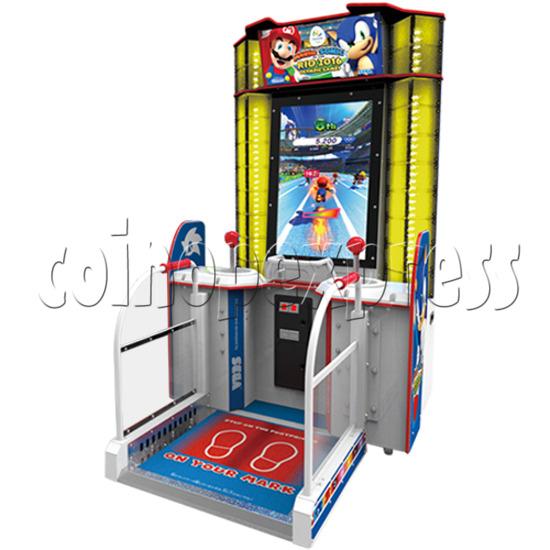 Sega Mario & Sonic Rio 2016 Olympics Arcade Edition Game 33853