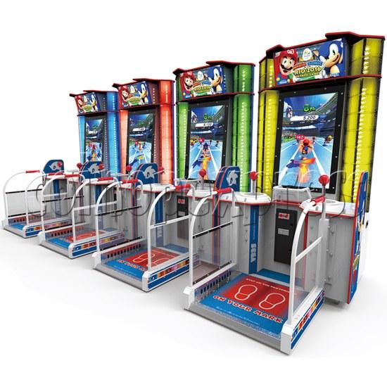 Sega Mario & Sonic Rio 2016 Olympics Arcade Edition Game 33859