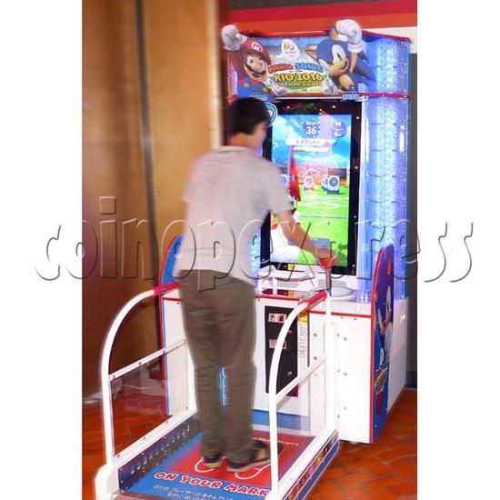 Sega Mario & Sonic Rio 2016 Olympics Arcade Edition Game 33860