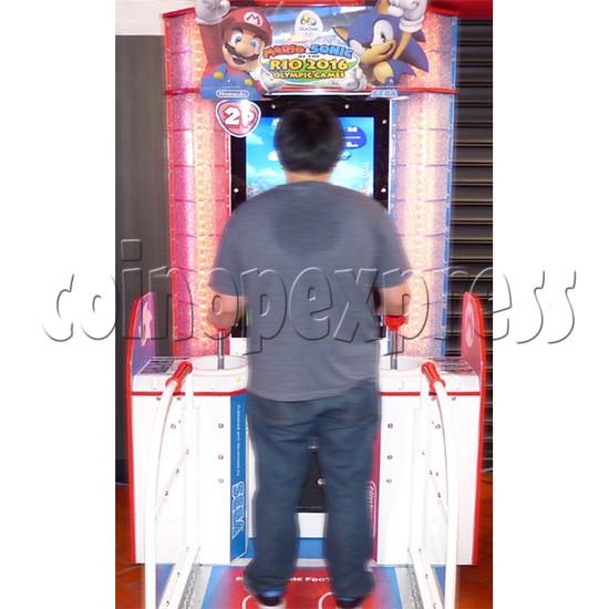 Sega Mario & Sonic Rio 2016 Olympics Arcade Edition Game 33861