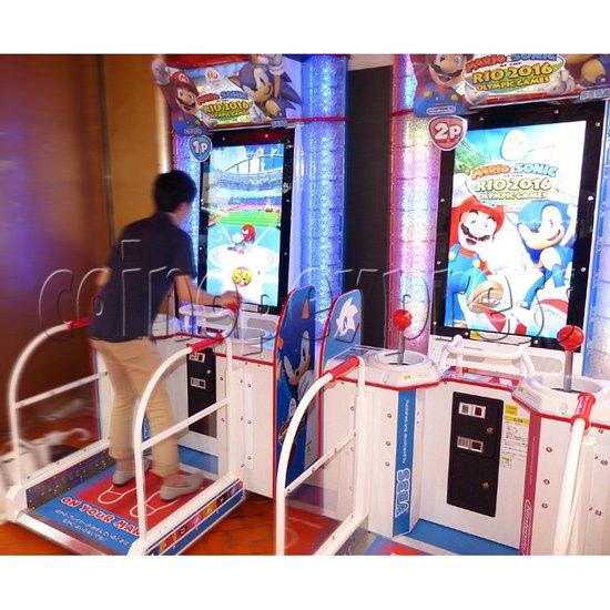 Sega Mario & Sonic Rio 2016 Olympics Arcade Edition Game 33862