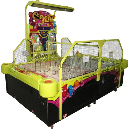 PacMan Smash Air Hockey 33888