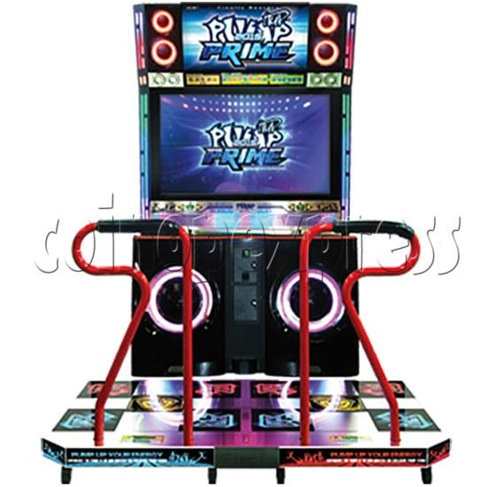 Pump It Up 2015 Prime Dance Machine (52 inch screen) 33931