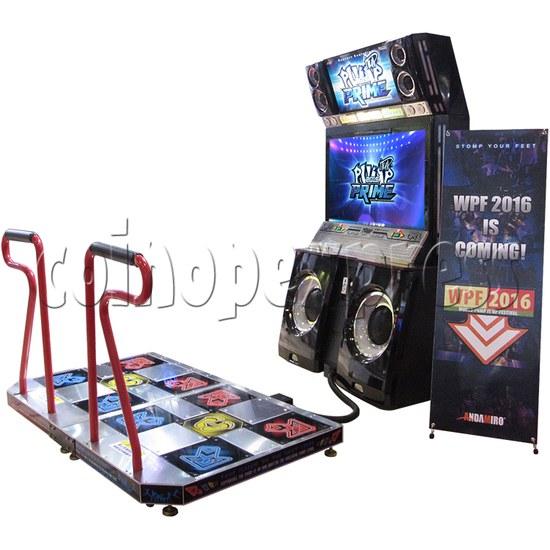 Pump It Up 2015 Prime Dance Machine (52 inch screen) 33932