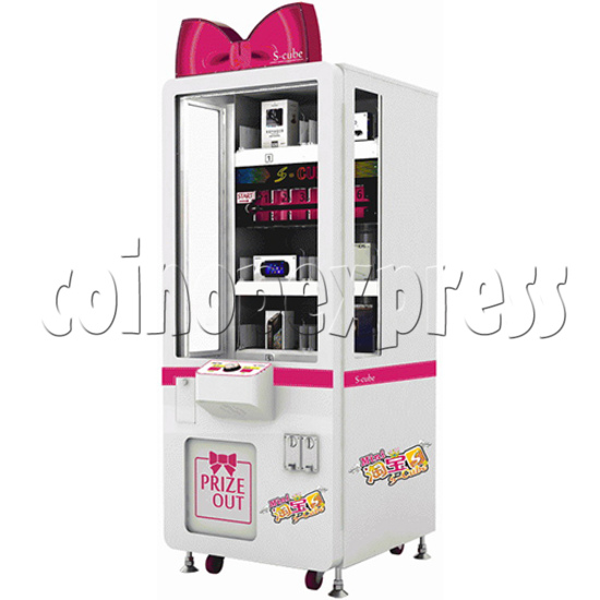 S Cube Skill Test prize machine 33952