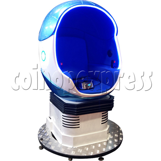 9D Virtual Cinema Virtual Reality Gaming Simulator (Single player)  34006