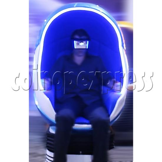 9D Virtual Cinema Virtual Reality Gaming Simulator (Single player)  34008