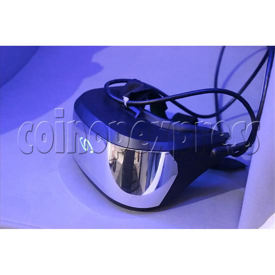 9D Virtual Cinema Virtual Reality Gaming Simulator (Single player)  34010