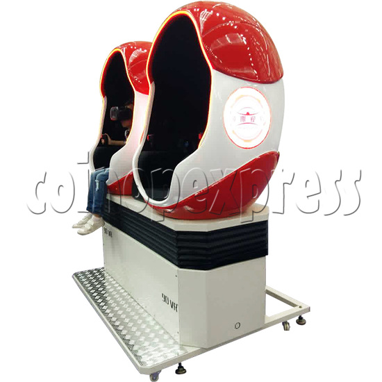 9D Virtual Cinema Virtual Reality Gaming Simulator (Two players)  34029