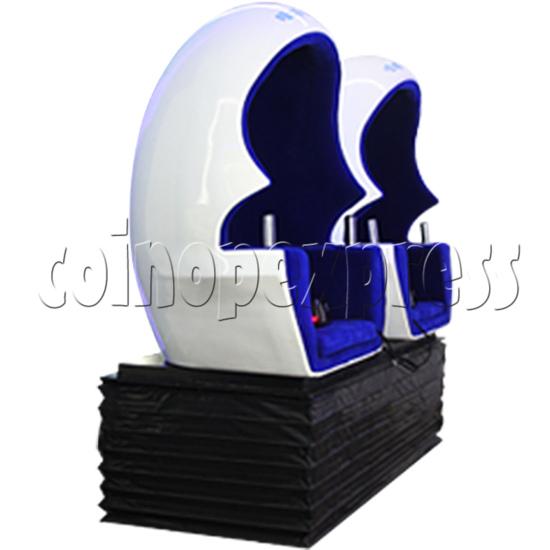 10D Virtual Cinema Virtual Reality Gaming Simulator (Two players)  34037