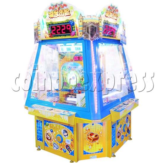 Adventure Castle Ticket Redemption Arcade Game Machine 4 Players 34059
