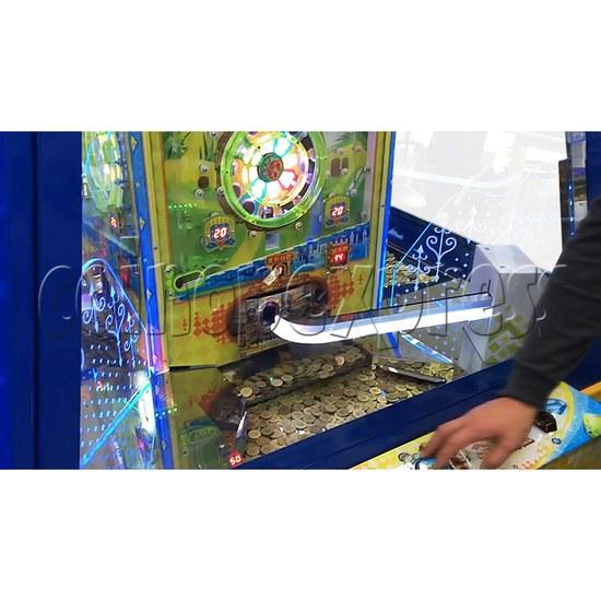 Adventure Castle Ticket Redemption Arcade Game Machine 4 Players 34061