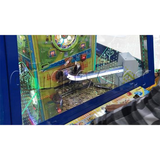 Adventure Castle Ticket Redemption Arcade Game Machine 4 Players 34062