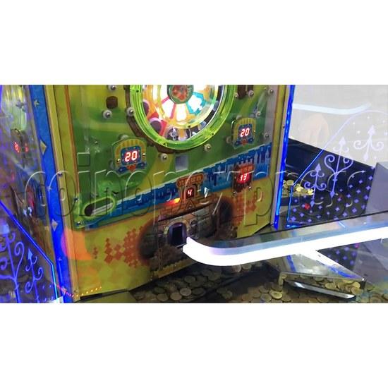 Adventure Castle Ticket Redemption Arcade Game Machine 4 Players 34064