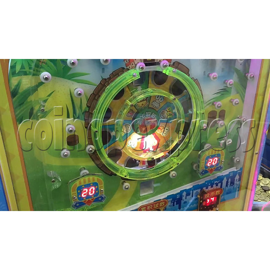 Adventure Castle Ticket Redemption Arcade Game Machine 4 Players 34068