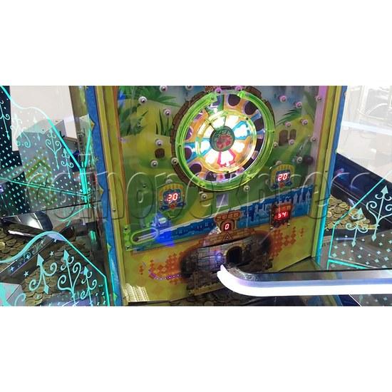 Adventure Castle Ticket Redemption Arcade Game Machine 4 Players 34069