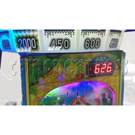 Adventure Castle Ticket Redemption Arcade Game Machine 4 Players 34070